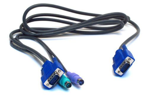 10 ft Premium PS/2 VGA Combo KVM Cable