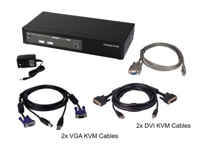UDV-12A+KIT included items