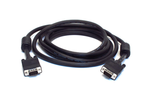 15 ft Male to Male Premium VGA Cable