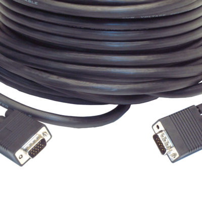 50 ft Male to Male Premium VGA Cable